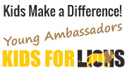 Kids for Lions - Young Ambassadors Project and school based educational programmes