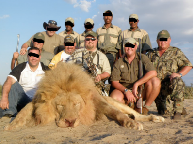 canned hunting ban