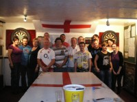 Grand Final of the LionAid Darts Tournament 15/09/11 - Please join us!!!
